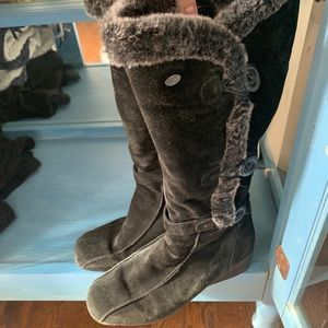 💛2/$100💛Leather Winter Boots